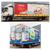 Top-Op & Niharti Branded Trucks
