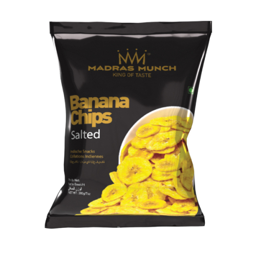 Madras Munch Banana Chips Salted