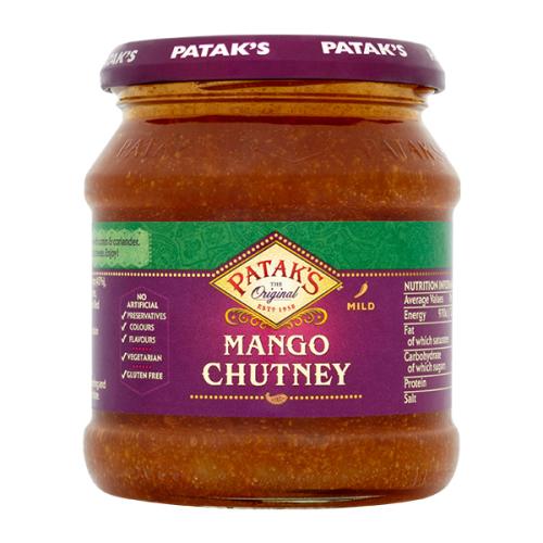 Pataks Chutney Sweet Mango