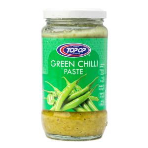 Top-Op Green Chilli Paste