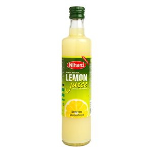 Niharti Pure & Natural Lemon Juice