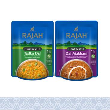 Rajah Heat and Stir
