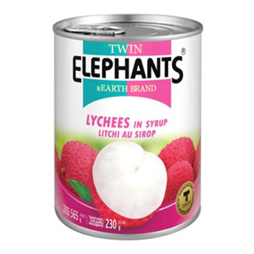 Twin Elephants Lychees