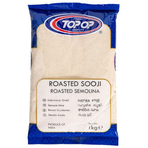 Top-Op Sooji Roasted