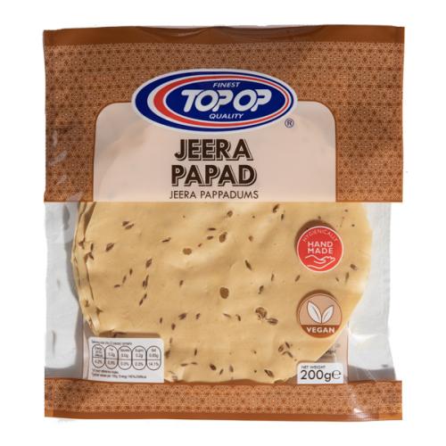 Top-Op Papad Jeera