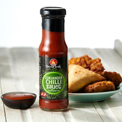 Flavour Boat Sauces