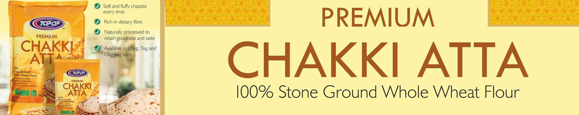 Top-Op Chakki Atta