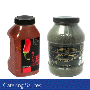 Catering Sauces