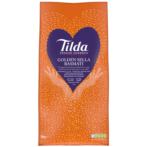 Tilda Golden Sella Rice