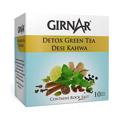 Girnar Detox Green Tea (Desi Khawa)