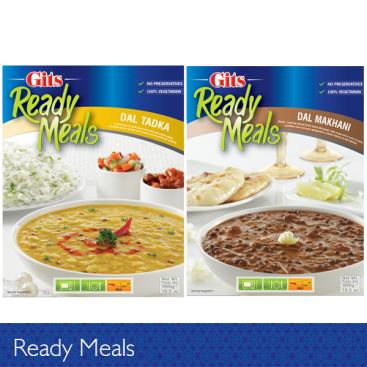Gits Ready Meals