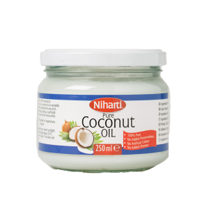 Niharti Coconut Oil Jars