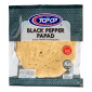 Top-Op Papad Urid Black Pepper