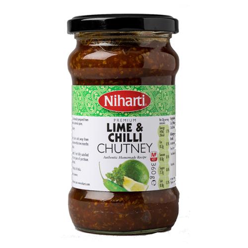 Niharti Lime & Chilli Chutney PM £1.59 & 2 for £2.49