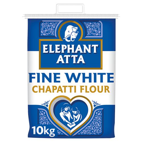 Elephant Chapati Flour White