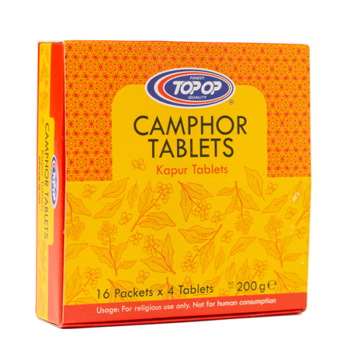 Top-Op Camphor Tablets