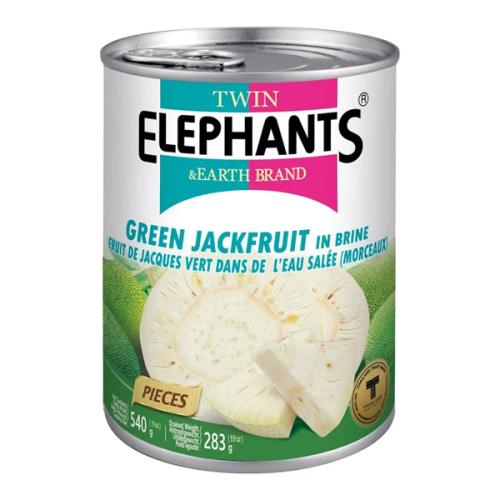 Twin Elephants Green Jackfruit