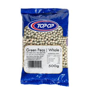 Top-Op Green Peas Whole