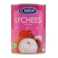 Top-Op Lychees In Syrup