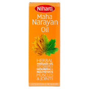 NEW Niharti Maha Narayan Oil - Herbal Massage Oil