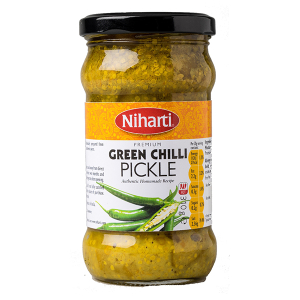 Niharti Green Chilli Pickle