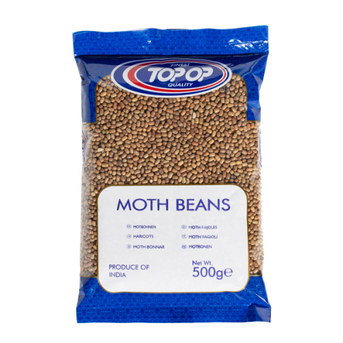 Top-Op Moth Beans