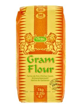 Gram Flour (Besan) & Chapati Flour