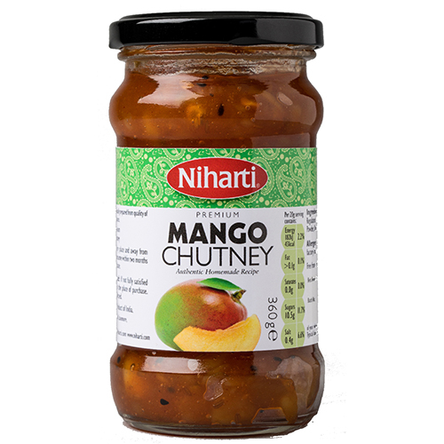 Niharti Mango Chutney