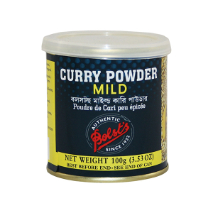 Bolsts Curry Powder Mild Tins
