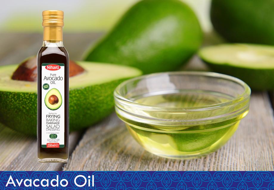 Niharti Avacado Oil