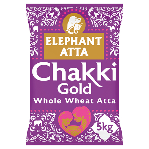 Elephant Chakki Gold