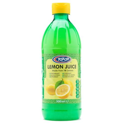 Top-Op Lemon Juice