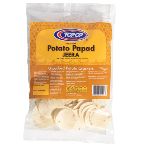 Top-Op Potato Papad Jeera