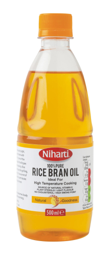 Niharti Rice Bran Oil