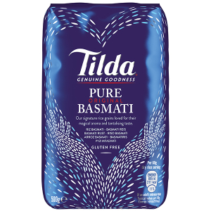 Tilda Basmati Rice (PM £1.99)