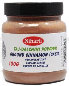 Niharti Cinnamon Powder Jars