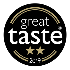 Delighted to announce, two of our products have received prestigious Great Taste Award 2019.