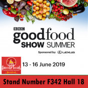 BBC Good Food Show 13th-16th June 2019