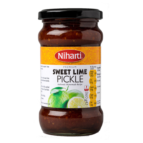 Niharti Sweet Lime Pickle
