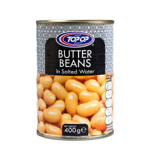 Top-Op Canned Butter Beans