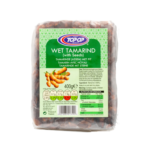 Top-Op Wet Tamarind With Seeds
