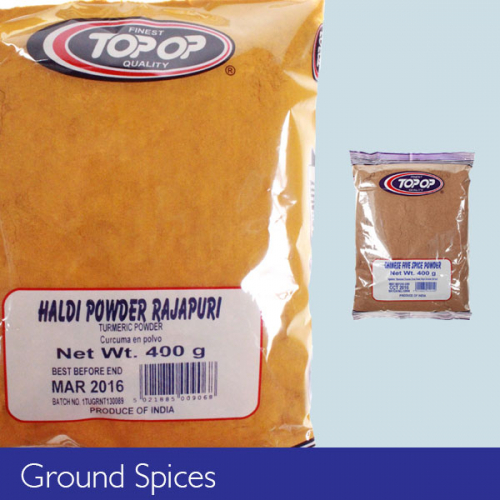 Ground Spices