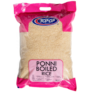Top-Op Ponni Boiled Rice