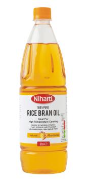 Niharti Rice Bran Oil