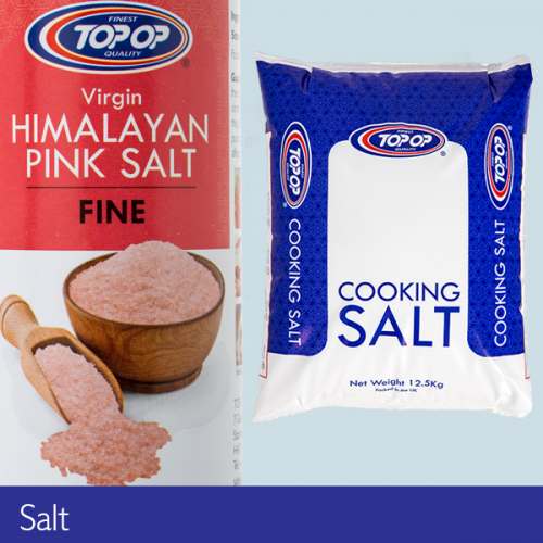 Salt, Jaggery & Sugar