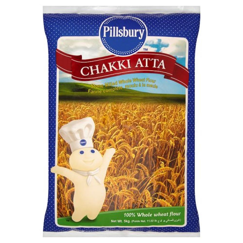how to make chapati atta