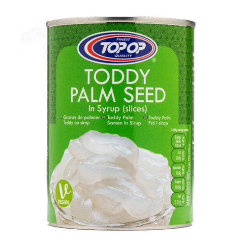 Top-Op Toddy Palm Sliced In Syrup