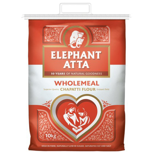 Elephant Chapati Flour Wholemeal
