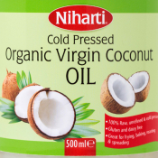 Niharti Launching Organic Virgin Coconut Oil