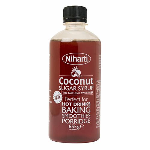 Niharti Coconut Sugar Syrup